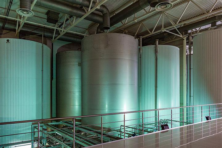 葵花油储备基地